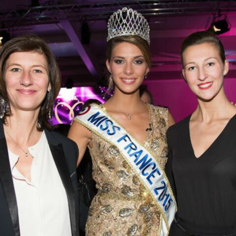 Miss France 2015– Comme Camille Cerf, les stars voient double
