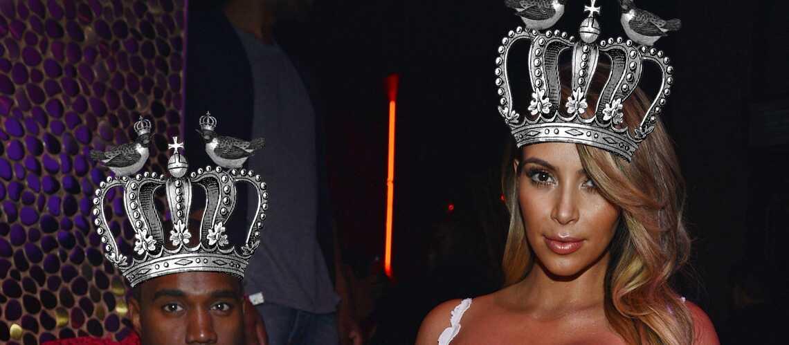 Kardashian-West, couple royal d'Amérique