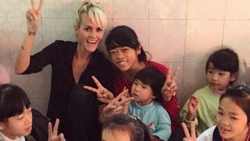 Laeticia Hallyday, sa bonne étoile est au Vietnam