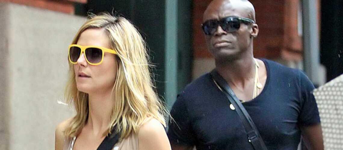 Seal: son divorce d'avec Heidi Klum se précise