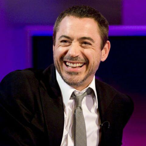 Robert Downey Jr: acteur le mieux payé au monde!