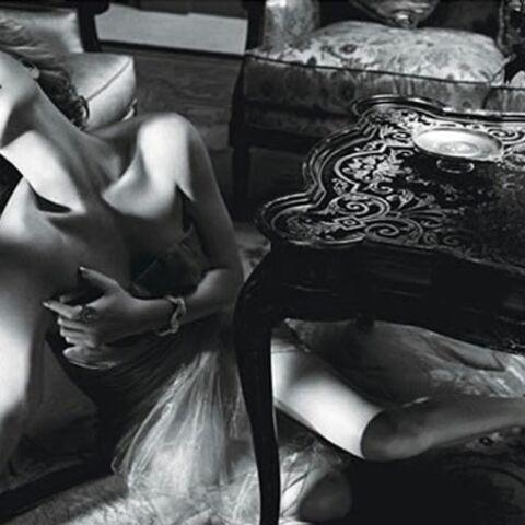 Charlize Theron et Brad Pitt en couv' de W Magazine