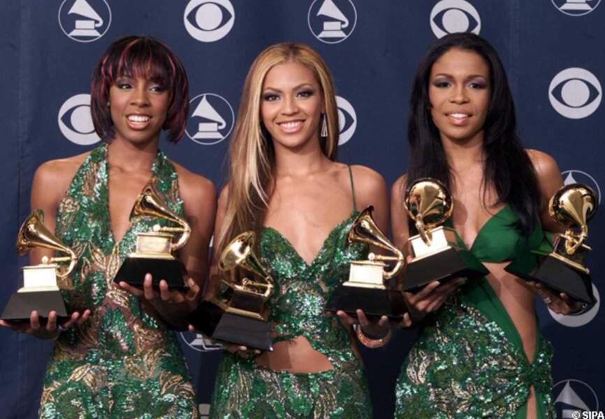 Destiny Child 2003
