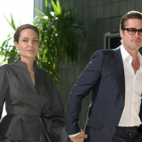 Angelina Jolie menace d'envoyer Brad Pitt en rehab