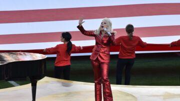 Vidéo – Lady Gaga, scintillante au Super Bowl