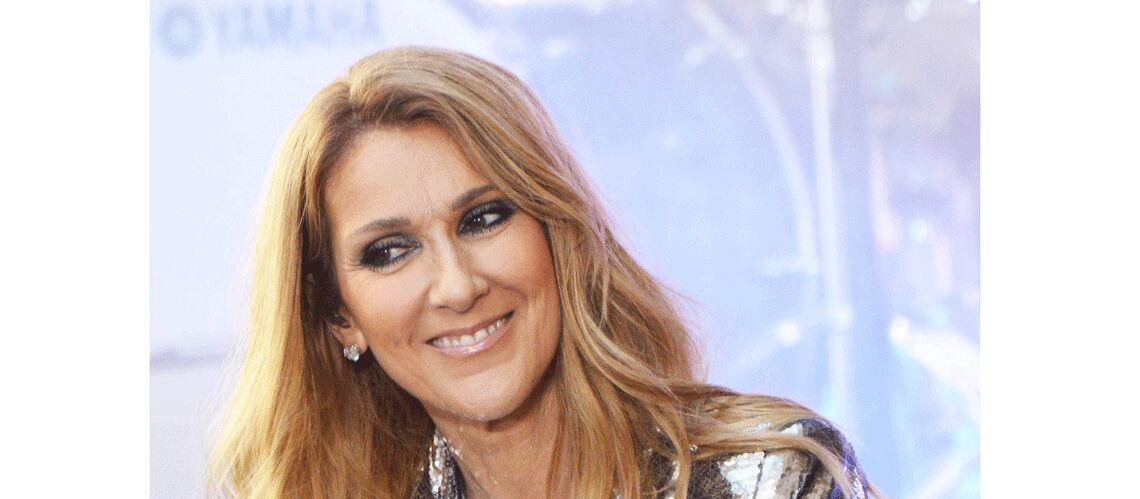 PHOTOS –Céline Dion: témoin privilégiée des demandes en mariage de ses fans