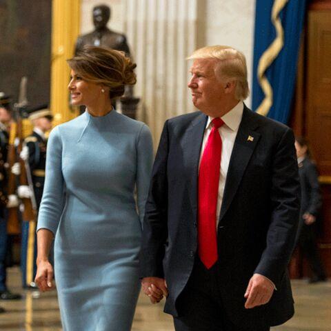 Pourquoi Donald Trump ne tient-il pas la main de Melania Trump en public?