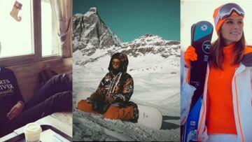 PHOTOS – Ski: Sonia Rolland, Shy'm, Laury Thilleman… Les looks des stars sur les pistes