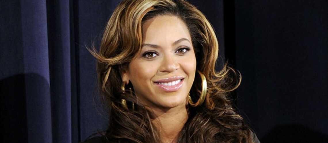 Beyoncé maman d'une petite Blue Ivy Carter