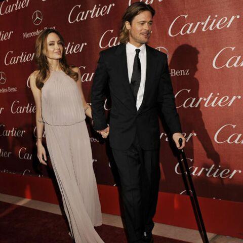 Photos- Brad Pitt et le «festival des cannes»