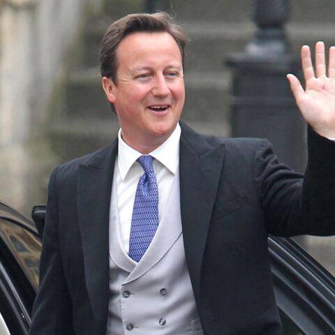 David Cameron: «je ne connais rien à la mode»