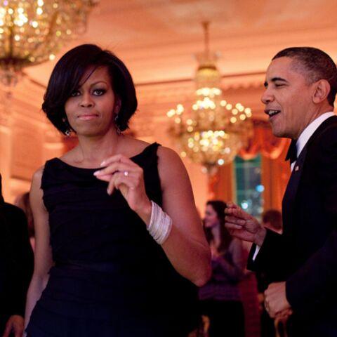 Michelle Obama, collations et pas de danses