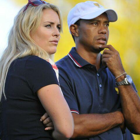 Tiger Woods et Lindsey Vonn: fortunes diverses