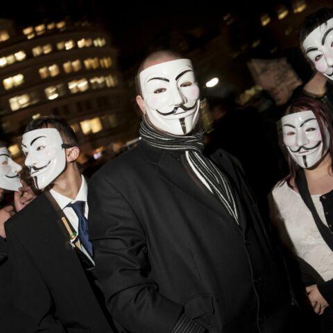 Les Anonymous prêts à venger Charlie Hebdo