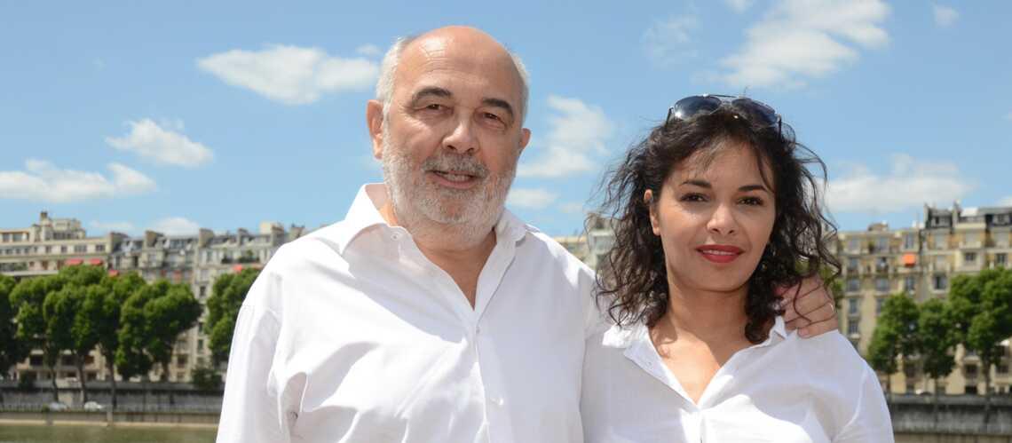 Saïda Jawad: pourquoi elle a quitté Gérard Jugnot