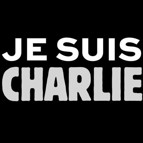 Je suis Charlie: le logo solidaire