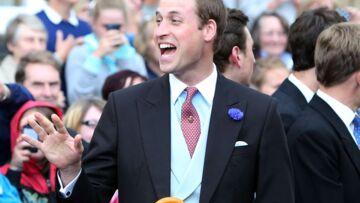 Le prince William messager secret de la naissance