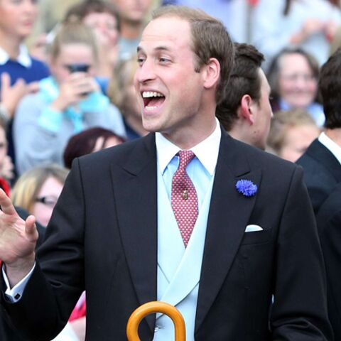 Le prince William messager secret de la naissance