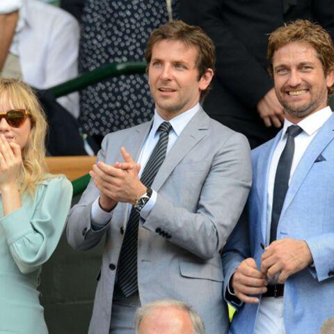 Bradley Cooper, Victoria Beckham: Wimbledon, le match des étoiles