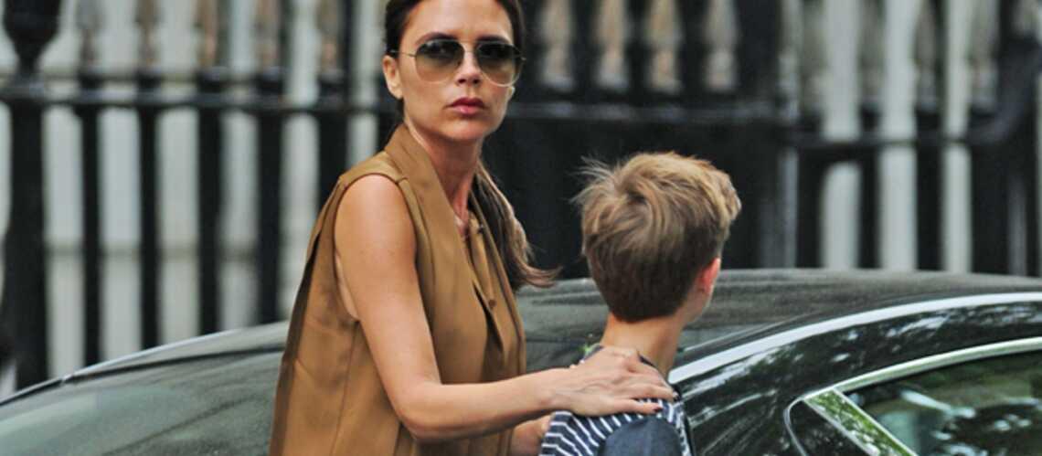 Victoria Beckham mère indigne?