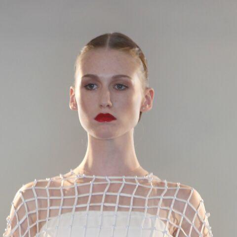 Haute couture – La bouche ou rien chez Stéphane Rolland