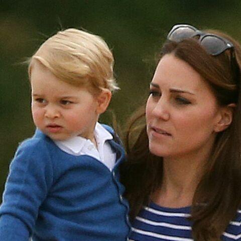 Le prince George, futur champion de Wimbledon?