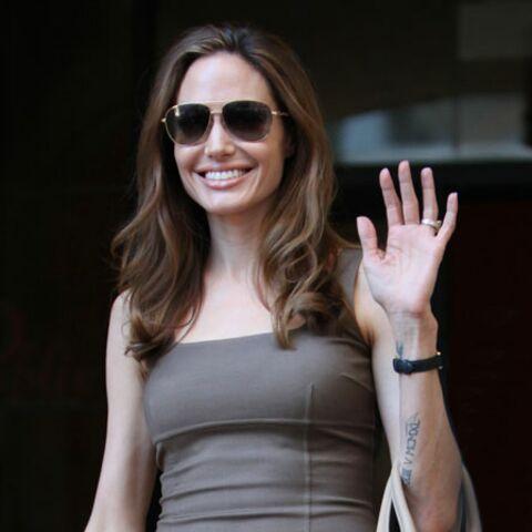 Angelina Jolie: et bientôt un film érotique