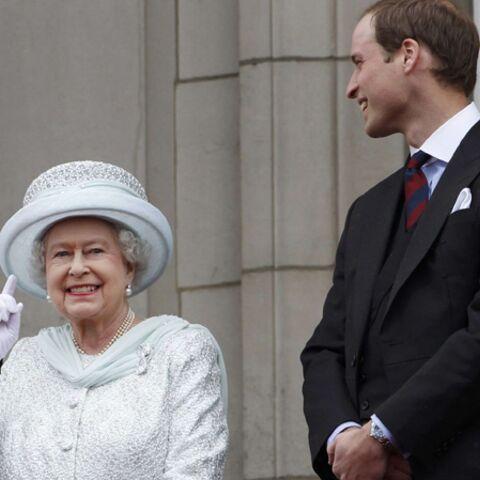 Elisabeth II, plus populaire que son petit-fils… sur Twitter