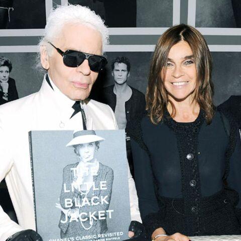 La petite veste noire de Karl Lagerfeld au musée