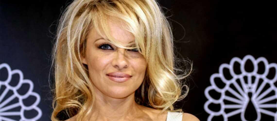 Pamela Anderson, trop sexy pour l'Angleterre