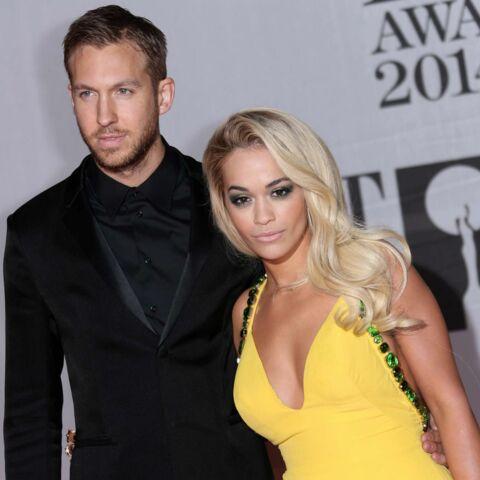 Clap de fin pour Rita Ora et Calvin Harris