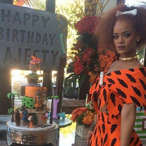 DIAPORAMA – Rihanna chasse le mammouth