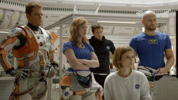 «Seul sur mars»: une avant-première dans l'espace