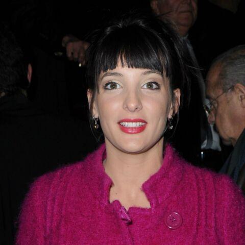 Erika Moulet, cougar assumée