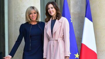 Brigitte Macron «plus classique» que ses prédécesseurs à l'Elysée, la Première Dame a conquis les Danois