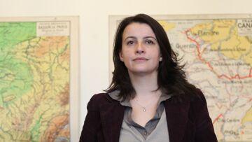 VIDÉO – Cécile Duflot ressort sa robe à fleurs polémique pour la lutte contre le sexisme