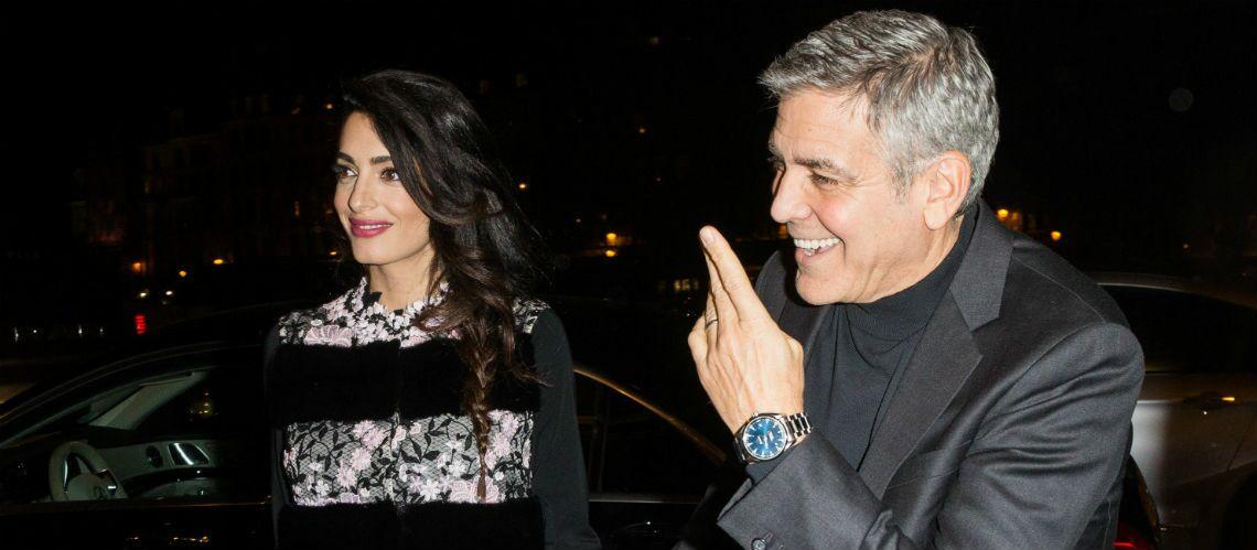 Le mari de Cindy Crawford a offert un cadeau insolite pour la naissance des jumeaux de George Clooney