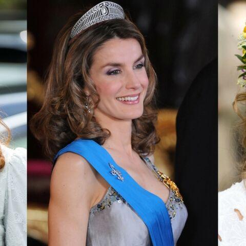 PHOTOS – Kate Middleton, Letizia d'Espagne… La tendance des cheveux bouclés chez les femmes du Gotha
