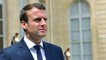 Emmanuel Macron, beau gosse, n'a pas à craindre la presse people: encore une pique pour François Hollande!