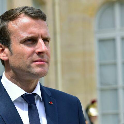 """Emmanuel Macron, très heureux de ses vacances à Marseille: """"Merci de nous avoir accueillis"""""""