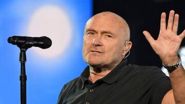 Phil Collins transporté d'urgence à l'hôpital après une violente chute