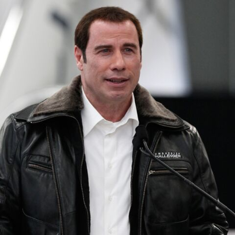 John Travolta poursuivi pour harcèlement sexuel