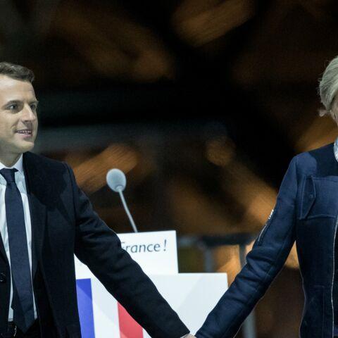 PHOTOS – Brigitte Macron une première dame «ultra-classe» en Louis Vuitton place du Louvre