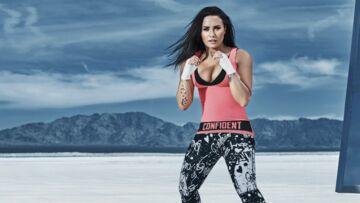 EXCLU: Demi Lovato collabore avec Fabletics, la marque de Kate Hudson