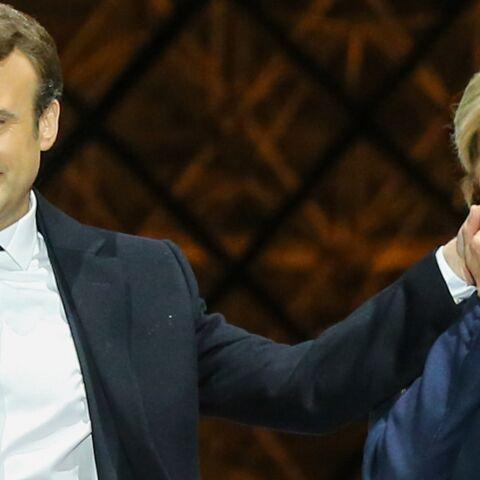 Il y a un an Brigitte et Emmanuel Macron posaient en maillot de bain