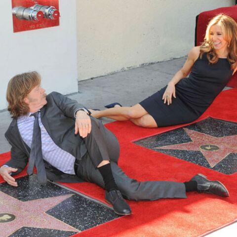 Felicity Huffman et William H.Macy, en couple dans les étoiles