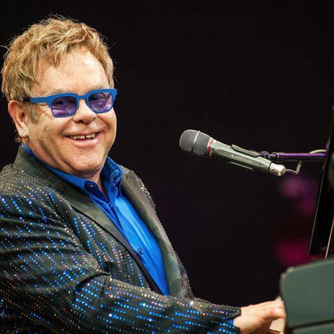 Elton John: héritage minimum pour ses fils Zachary et Elijah
