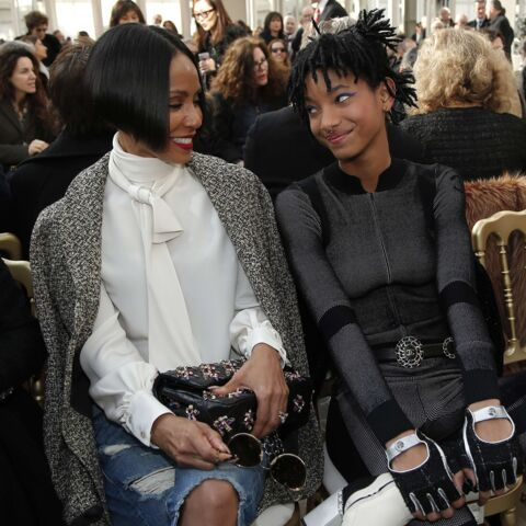 Paris Fashion Week : Jada Pinkett Smith et Willow, mère et fille complices