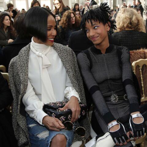 Paris Fashion Week: Jada Pinkett Smith et Willow, mère et fille complices