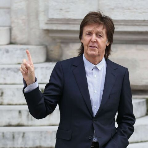 Paris Fashion Week: Paul McCartney, supporter n°1 de sa fille